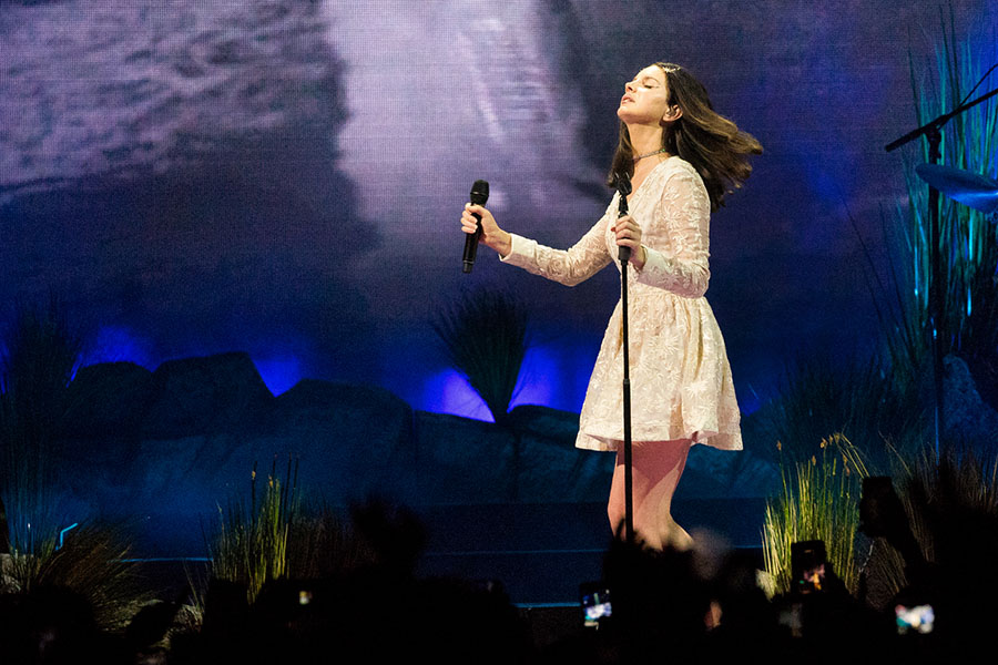 Lust For Life Tour