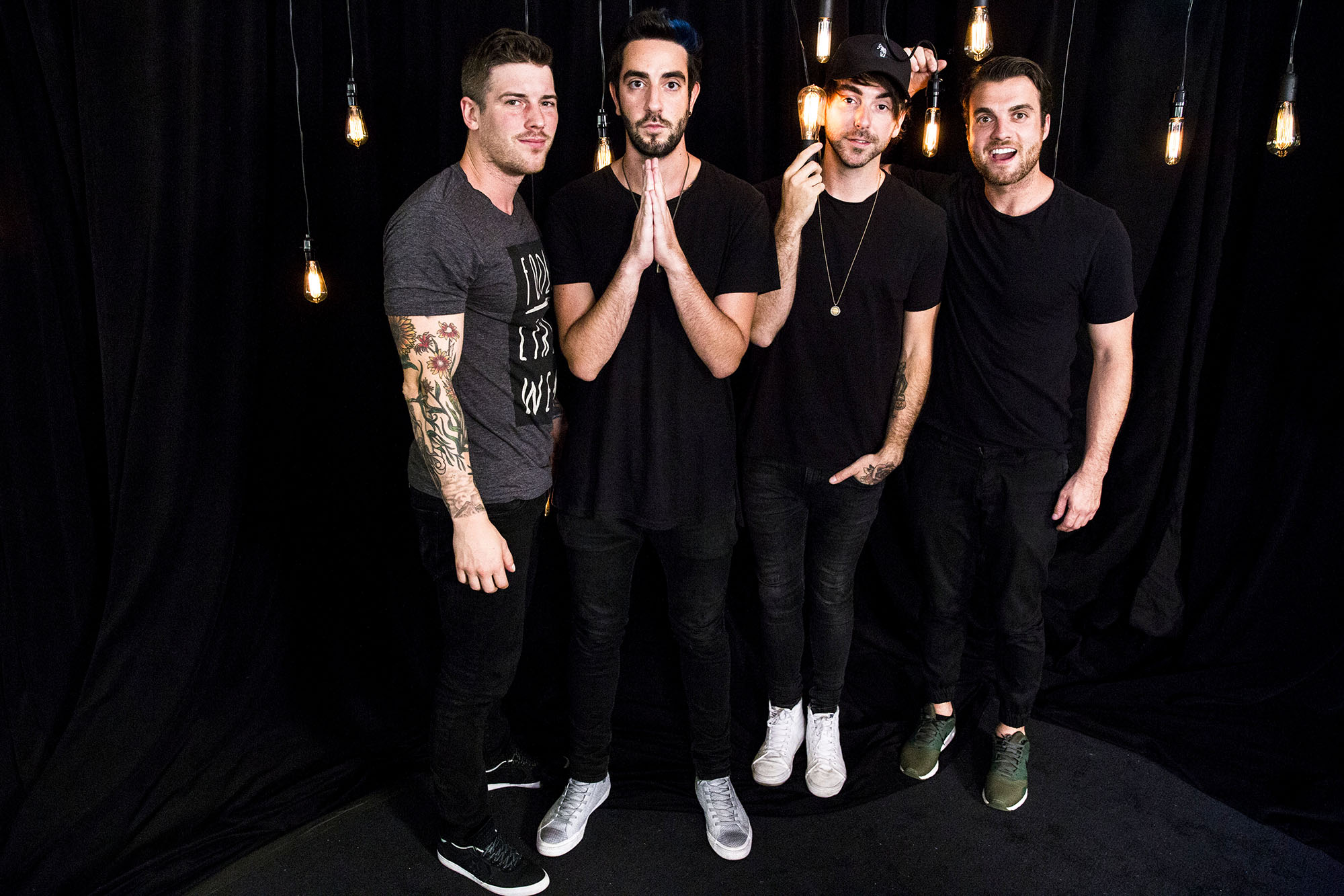 All Time Low Renegades Tour Setlist