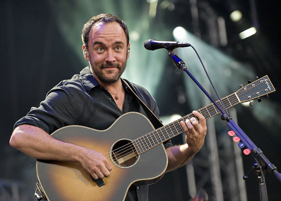 Who Is On Tour With Dave Matthews Band