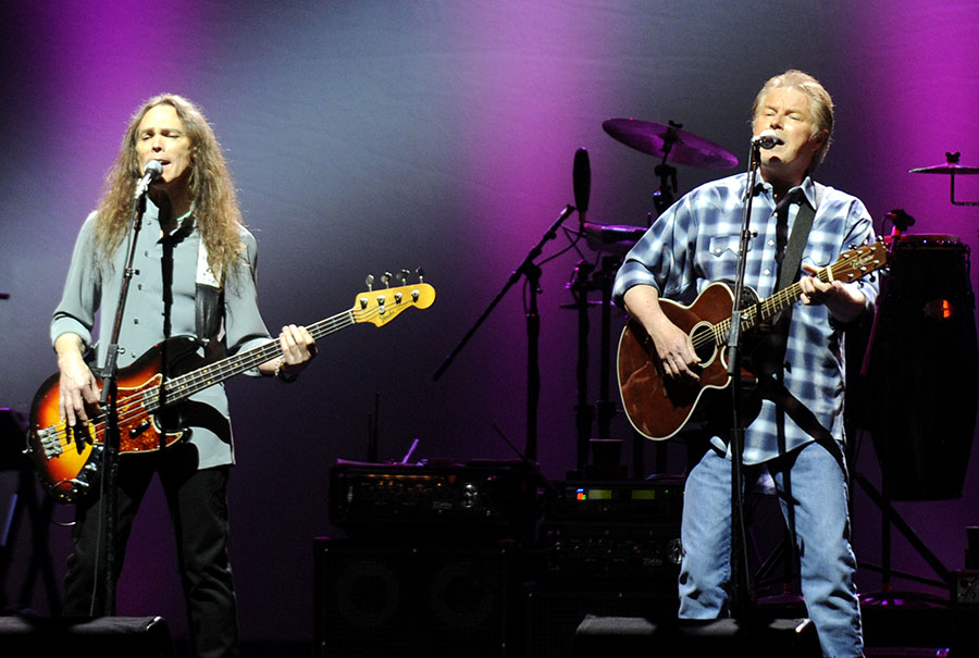 Tickets The Eagles Concert Review