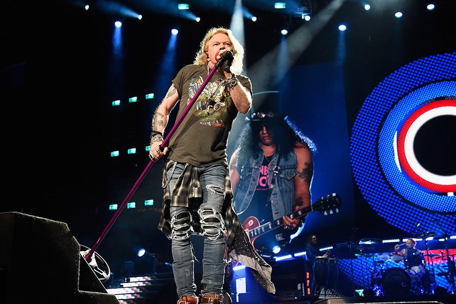 Guns N' Roses Concert Setlists | setlist fm