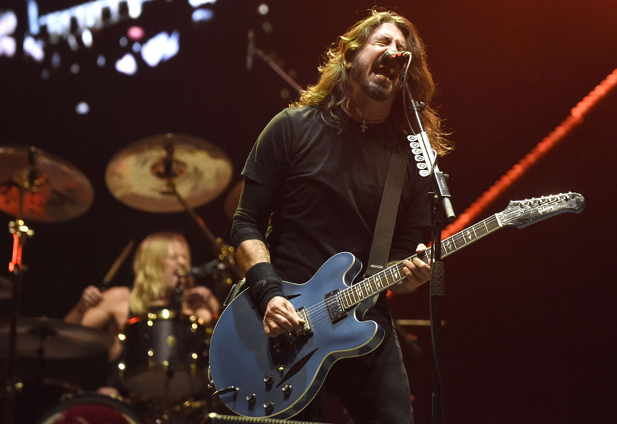 year in review foo fighters