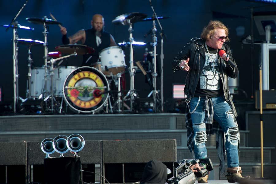 Guns N' Roses Concert Setlists   setlist fm
