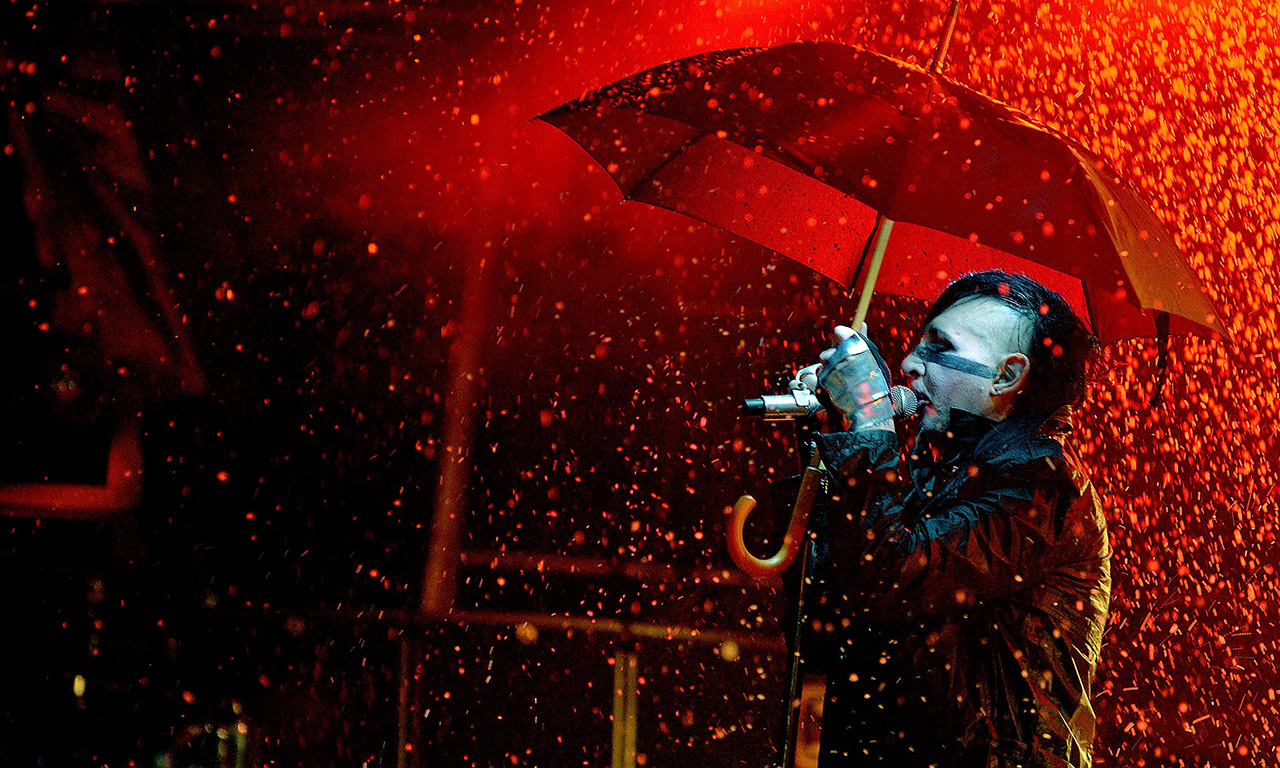 Marilyn Manson Concert Setlists Setlist Fm