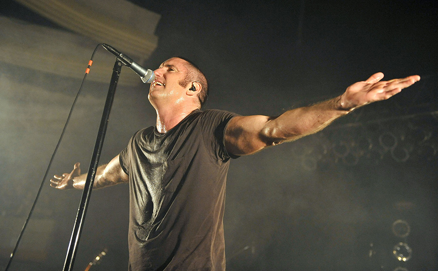 Nine Inch Nails Live Debut New Song at First Show of 2018 | setlist.fm