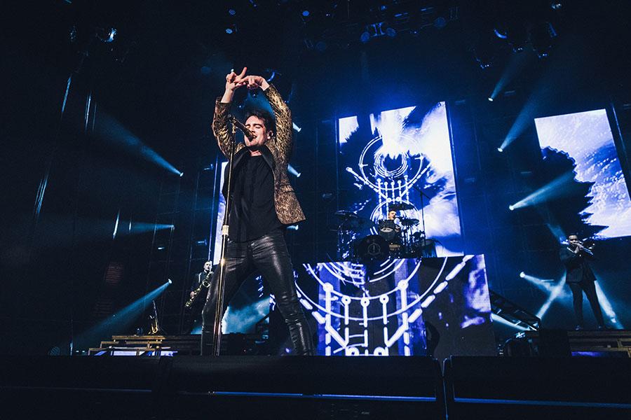 Panic! at the Disco Concert Setlists | setlist.fm
