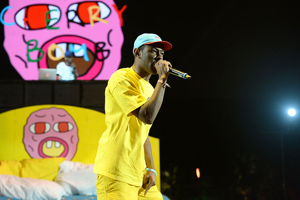 Tyler The Creator Setlist  Tour