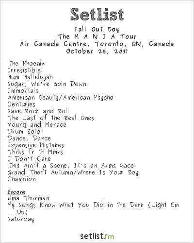 Fall Out Boy Tour San Diego Tickets