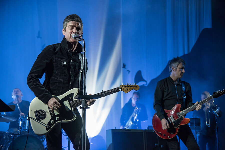 Live Photos + Setlist Highlights: Noel Gallagher's High Flying ...