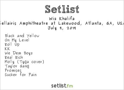 Wiz Khalifa Kicks Off Decent Exposure Tour - See the Setlist