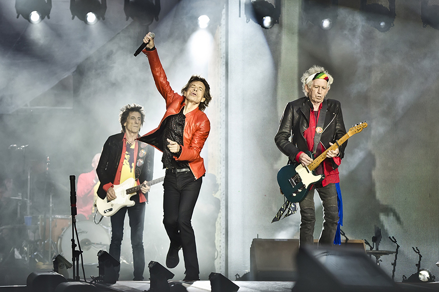 The Rolling Stones Announce U S