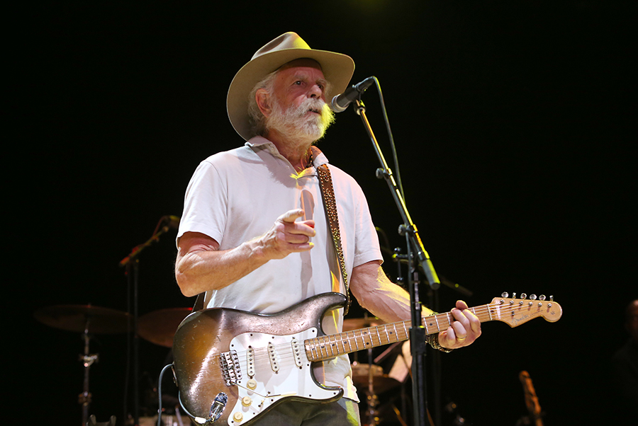 bob weir and wolf bros wrap up 2018 tour with special guests. Black Bedroom Furniture Sets. Home Design Ideas
