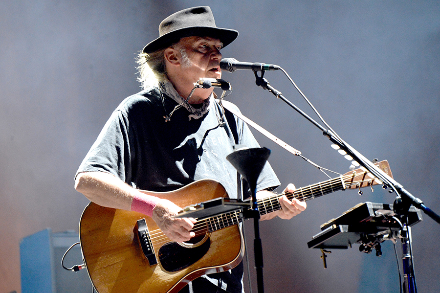 Neil Young Tour 2019