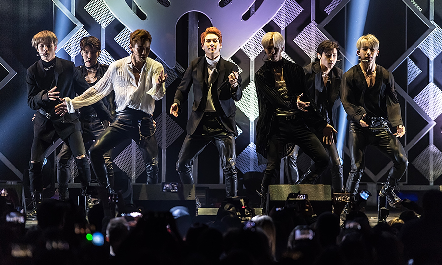Monsta X Announces 2019 We Are Here World Tour, Plots US Shows