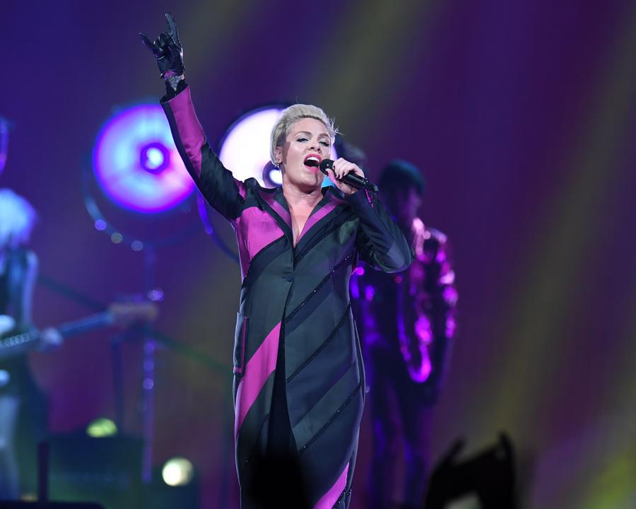 International Pop Icon P!NK Announces Beautiful Trauma