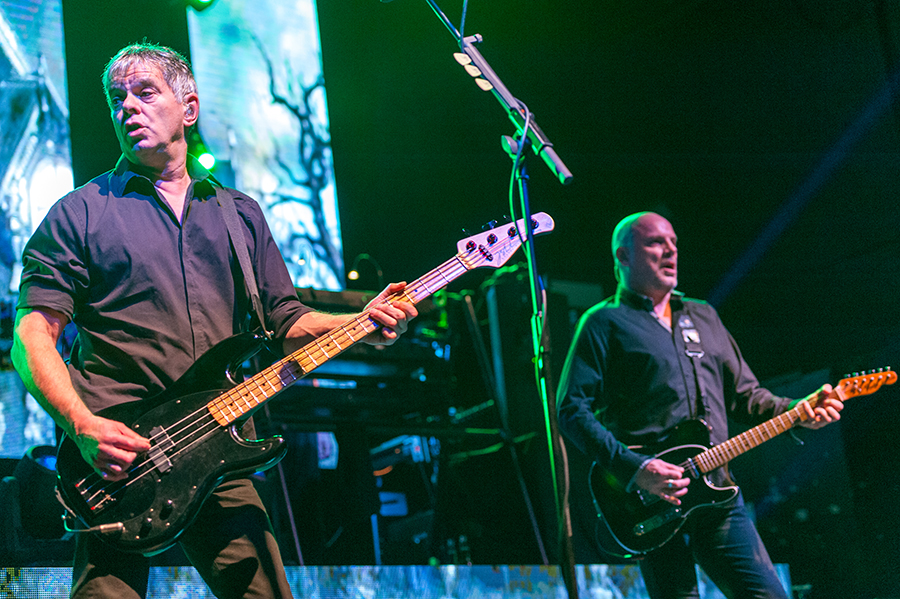 The Stranglers Share New Songs + More On Back on the Tracks