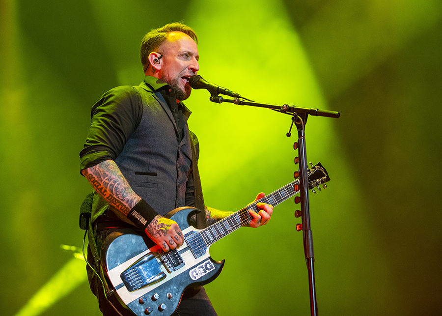 Highlights from Volbeat's 2019 Spring Tour with Godsmack