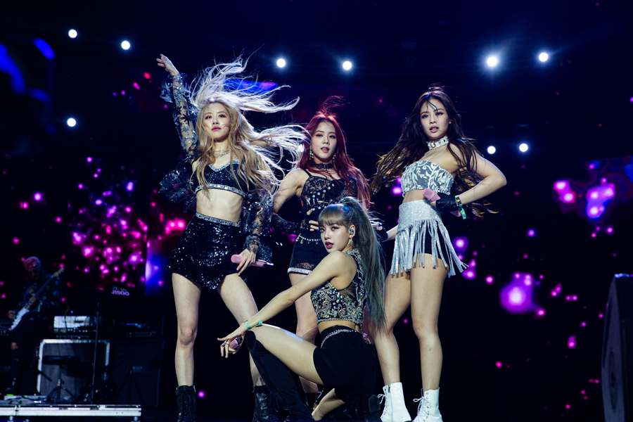 BLACKPINK Concert Setlist at Coachella Festival 2019 on