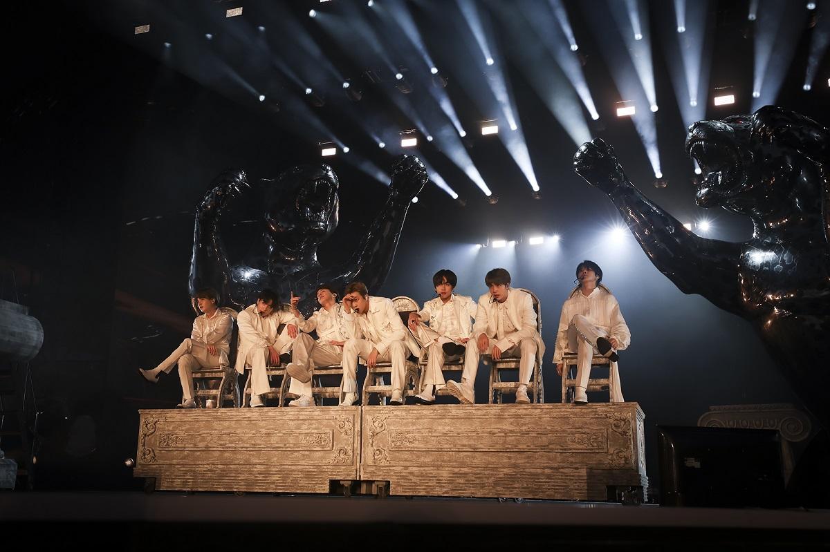 BTS Concert Setlist at Rose Bowl, Pasadena on May 5, 2019