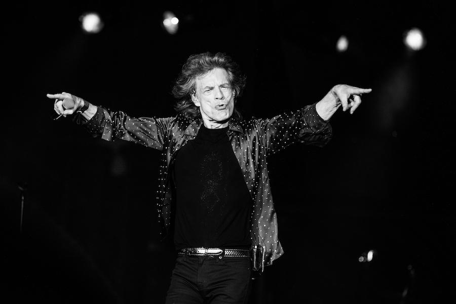 The Rolling Stones Concert Setlist at FedExField, Landover