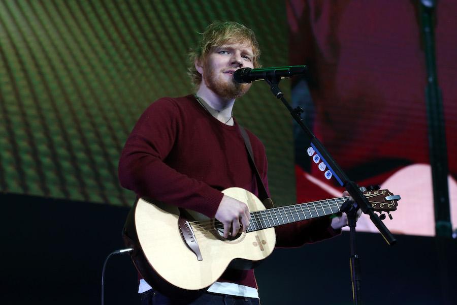 Ed Sheeran Concert Setlists