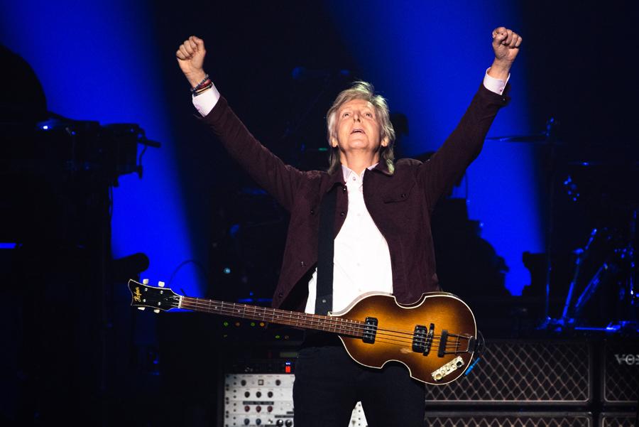 Paul McCartney Concert Setlists | setlist fm