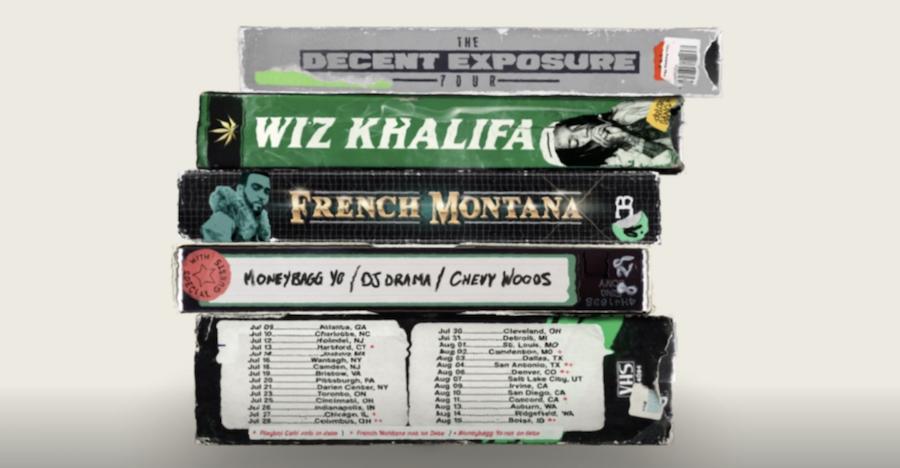 e763faca8483 WATCH: Wiz Khalifa Completes Daily Tasks for Decent Exposure Tour