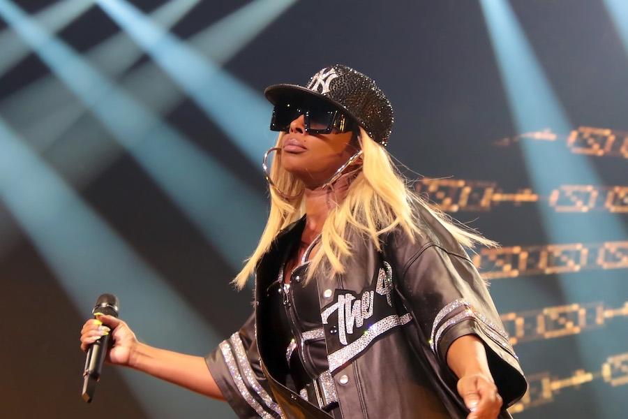 Mary J  Blige Concert Setlists | setlist fm