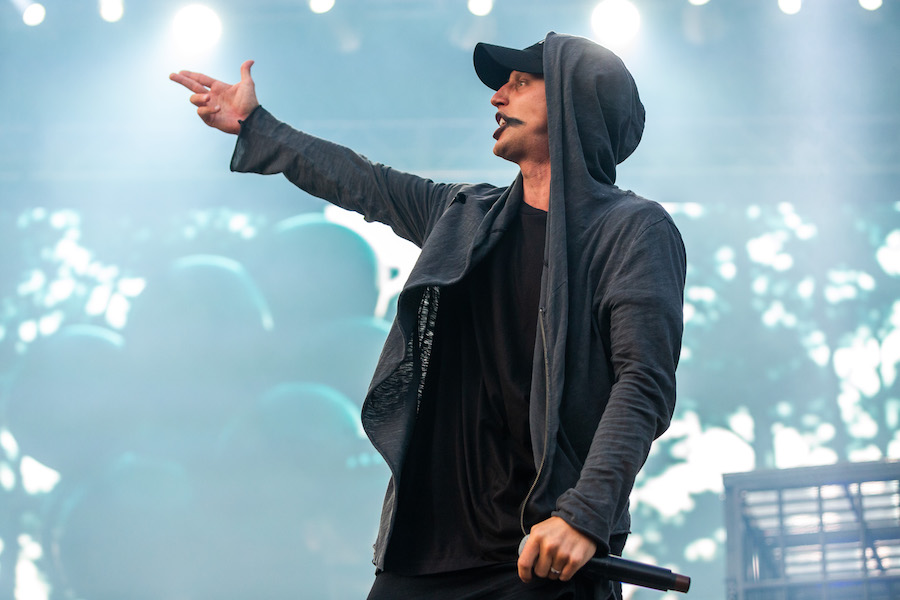 Nf Kicks Off The Search Tour Live Debuted Ten New Songs