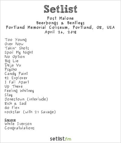 Album Review + Tour Kickoff: Post Malone